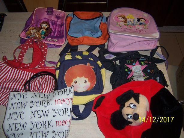 Plecaki io torebki dla dziewczynki