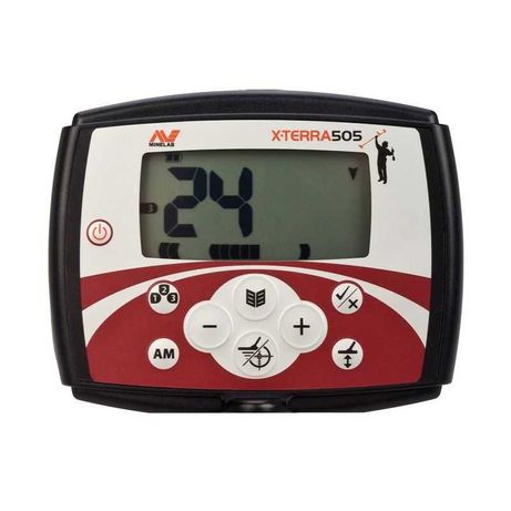 Металлоискатель • Металлодетектор • Minelab x-Tera 505 • Подарок