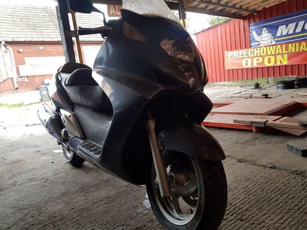 Skuter Honda Silver Wing 600
