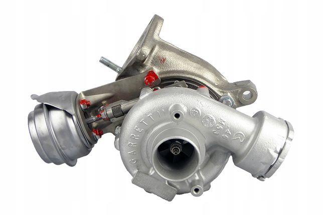 turbina VW PASSAT B5 AUDI A4 A6 1.9 TDI 130KM AWX