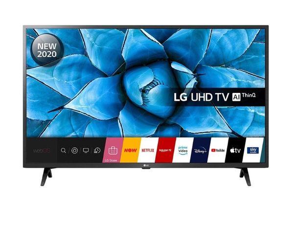 В наличии 4К телевизор LG 50UN73003LA Smart (UN7400,UN7000,UN8000)