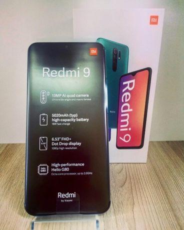 Xiaomi Redmi 9 3/32 Gb Ocean Green Global