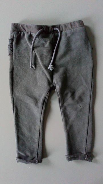 Spodnie,spodenki dresowe rozm.80