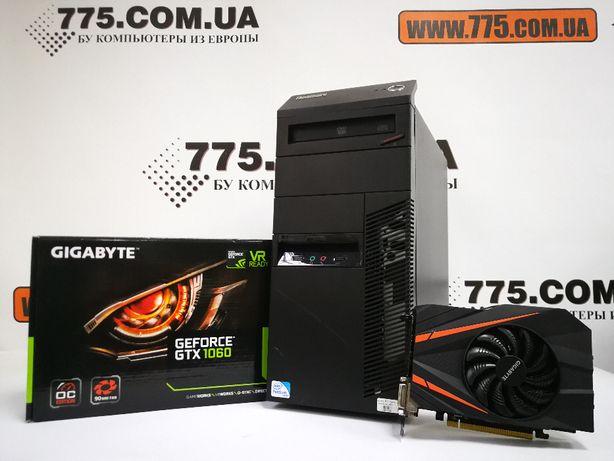Игровой компьютер, Core i5-3470, 8GB DDR3, SSD+HDD, GTX 1060