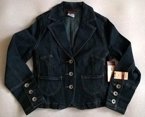 Damska kurtka LEE jeansowa katana S nowa bluza żakiet