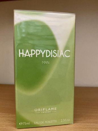 Туалетная вода Oriflame Happydisiac Man