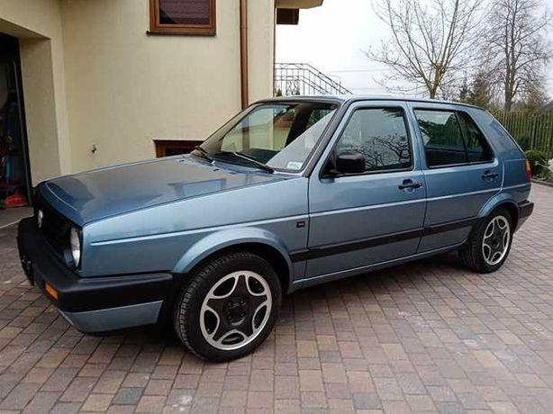 VW Golf 2, 1990r, automat, 100% oryginał, sprowadzony z Niemiec