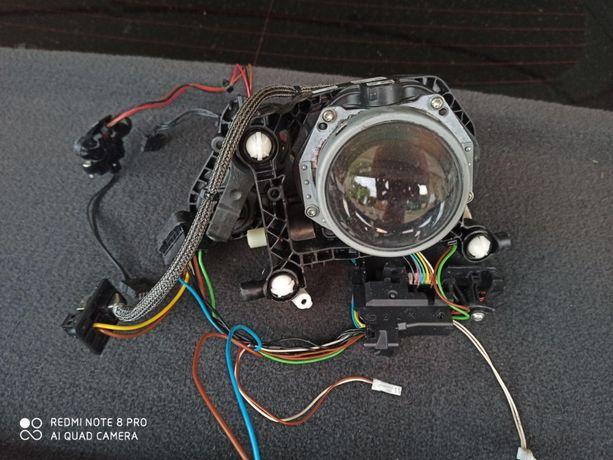 Bixenon skrętny DYNAMIC EU lewy BMW F10 F11 soczewka silniczki skrętu
