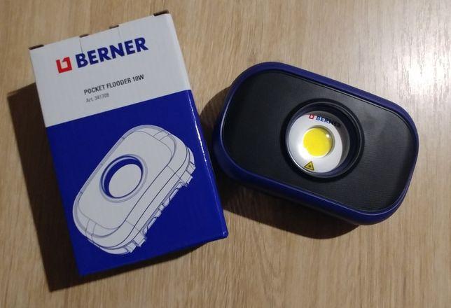 Lampa/Latarka LED BERNER Pocket Flooder 10W