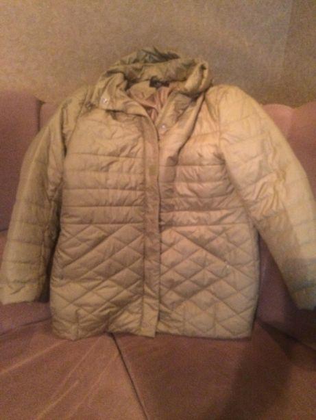 Пальто, куртка женская большого размера, куртка девочковая.