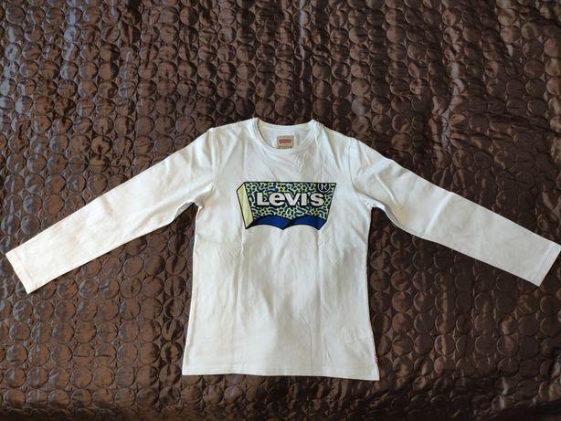 Bluza Levi's bawełniana, cienka 14lat, 164cm