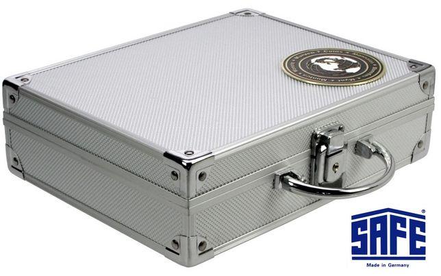 Кейс для монет SAFE Alu #176