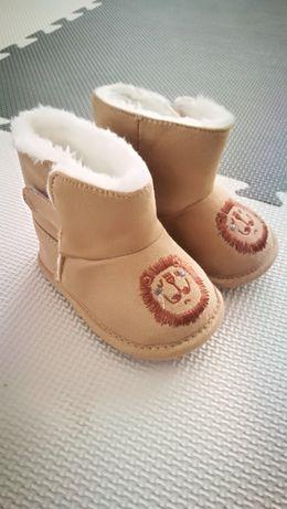 Buty zimowe niemowlęce Cocodrillo dł. podeszwy 13,5 cm