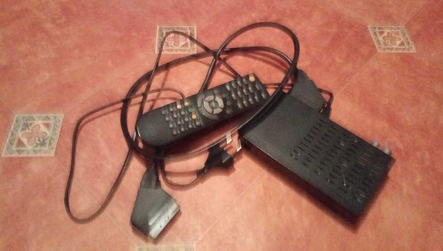 Sprzedam Globo Dekoder STB + pilot (HD N3)