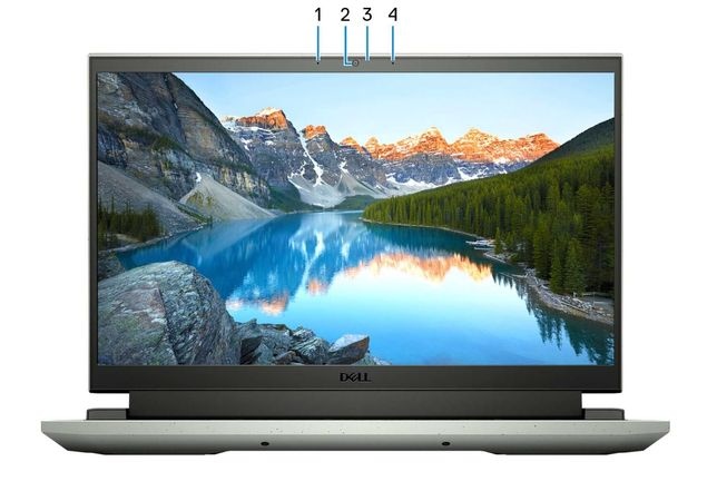 Новинка зі США!! Dell G15 5511 i7 16GB RAM 512GB SSD RTX3060 FHD 120Hz
