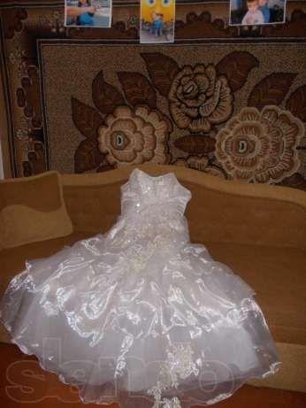 Продам свадебное платье! Первомайский - изображение 1