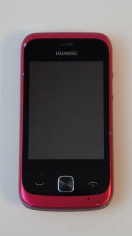 Telefon HUAWEI G7010 pink róż