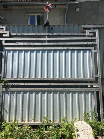 Продам ворота 1.80довжина 150 висота
