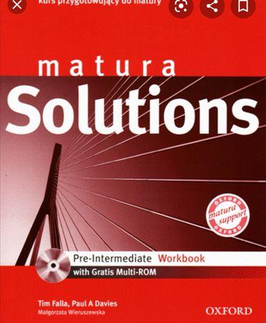 Matura solutions testy