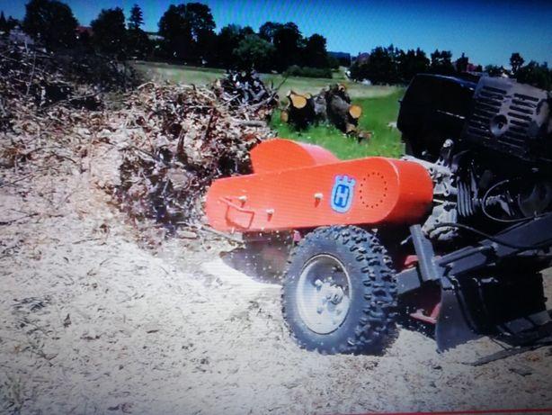 karczowanie frezowanie pni,wycinka drzew,wycinarka darni trawy
