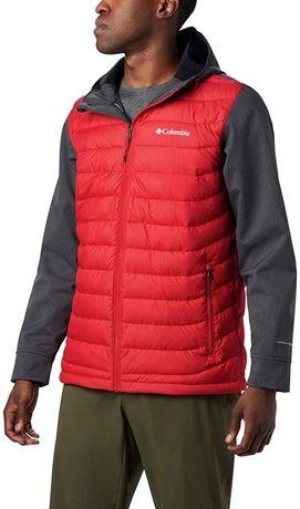 Куртка мужская демисезонная Columbia Powder lite hybrid