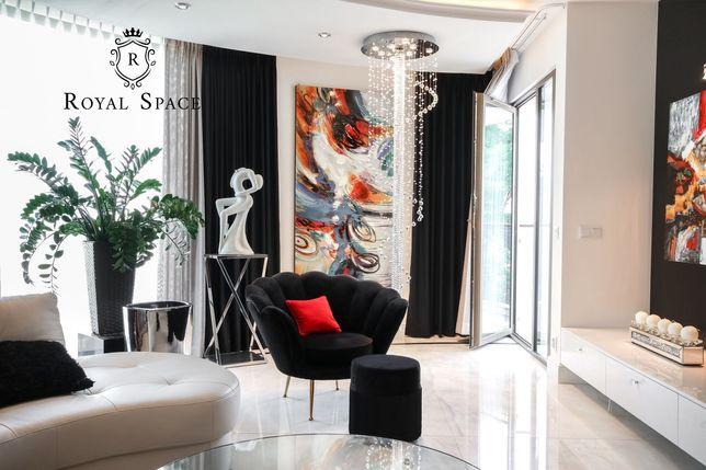 Luksusowy apartament w stylu Glamour   Stare Miasto