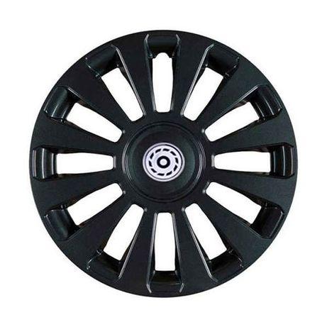 Ковпаки автомобільні JESTICR15 AVANT BLACK Польща Р15 Покришки Колпаки