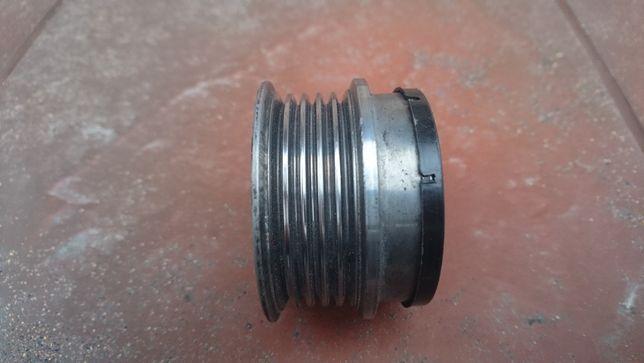 Sprzęgło, rolka alternatora