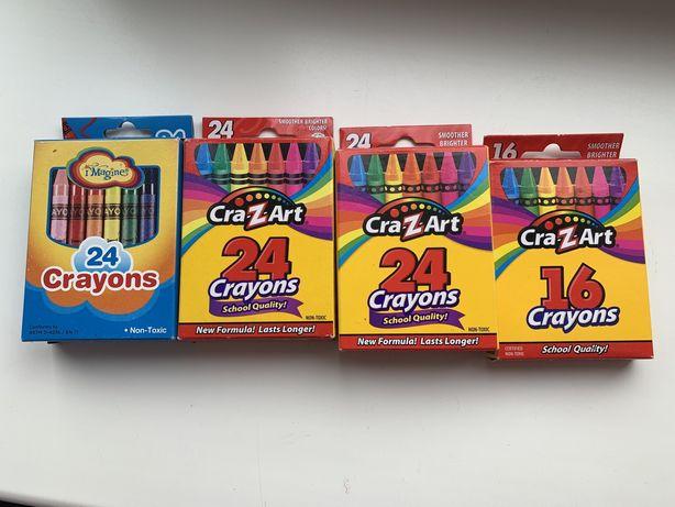 Восковые карандаши Crayons Cra Z Art