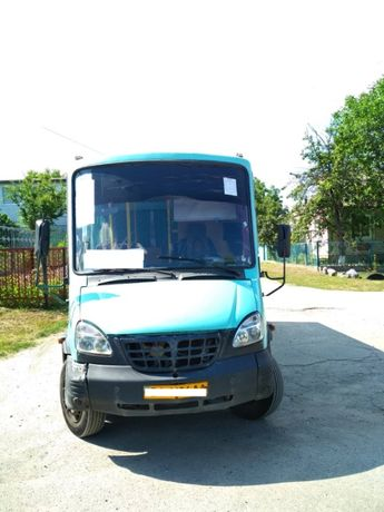 Автобус Галаз 3207.05 2008г.