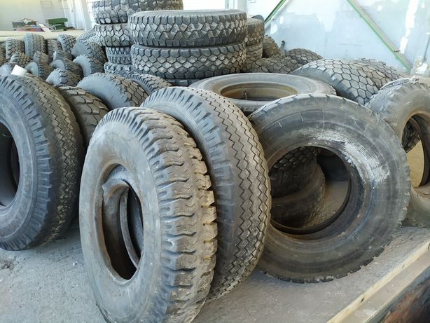 Резина шина скат покрышка Газ 52 Зил Камаз Маз 220/240/260/300/320/508