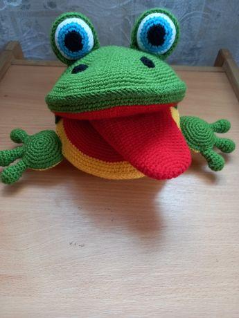 Логопедическая лягушка
