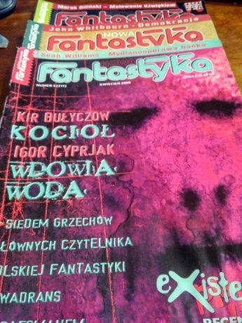 Czasopismo fantastyka 2000r