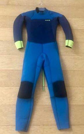 Fato de mergulho: idade 10-12 anos