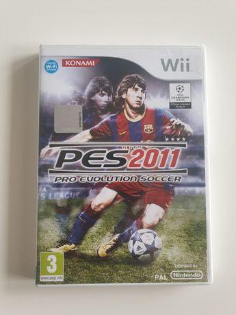 Gra Nintendo Wii PES 2011