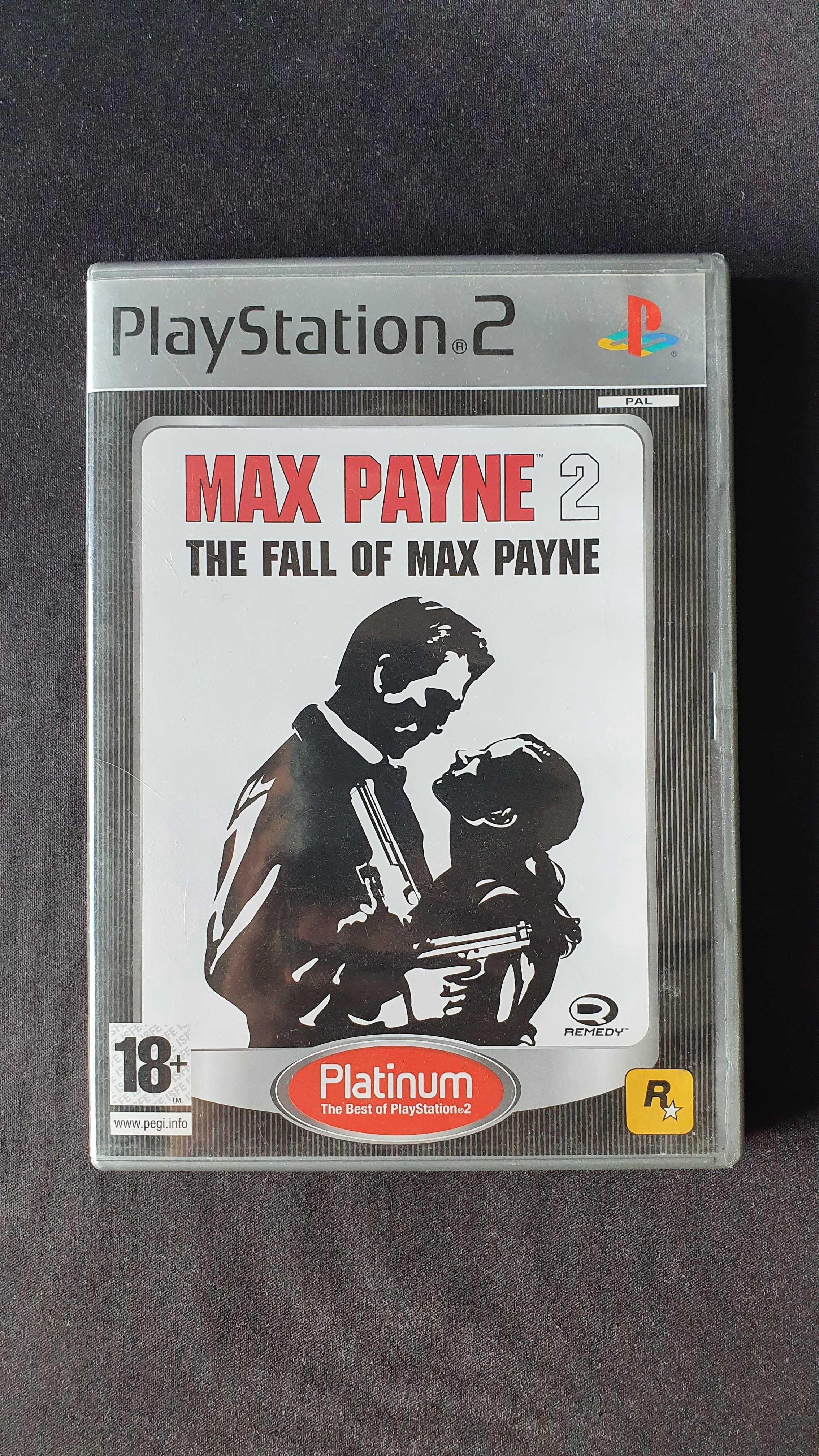 Max Payne 2: The Fall of Max Payne - PS2