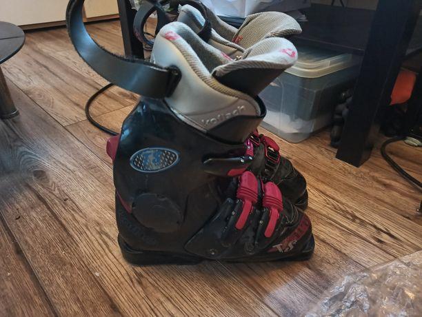 Koflach Drive TS buty narciarskie zjazdowe 38, wkładka 24,5