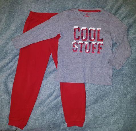 Piżama dla chłopca rozm.110-116 cm