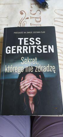 Ksiazka Tess Gerritsen Sekter ktorego nie zdradze