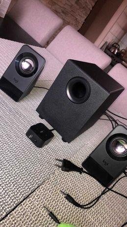Głośniki komputerowe Logitech Z213 2.1 Jack 3.5mm
