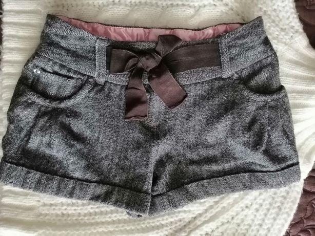 Теплі шорти на дівчинку