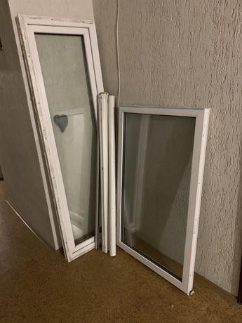 Окно, балконный блок
