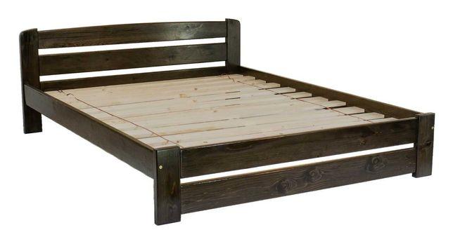 Кровать деревянная ЭКО полуторная 140х190 Гарантия 100%