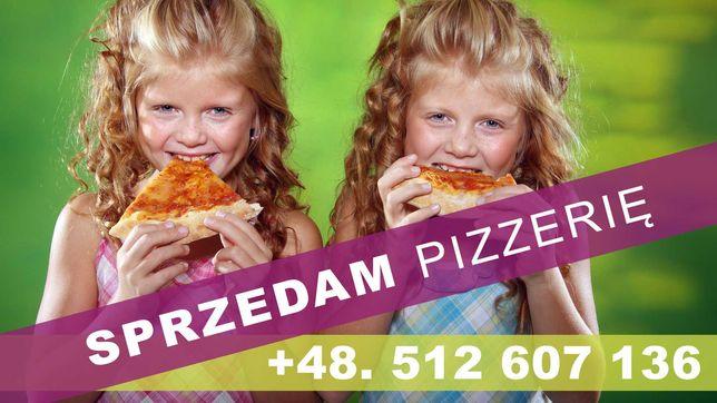 Pizzeria Poznań - 20lat na rynku - wyposażenie, receptury, logo, baza.