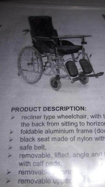продам новую инвалидную коляску 3000 грн