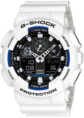 Zegarek Casio G-Shock GA-100B-7AER + puszka CASIO
