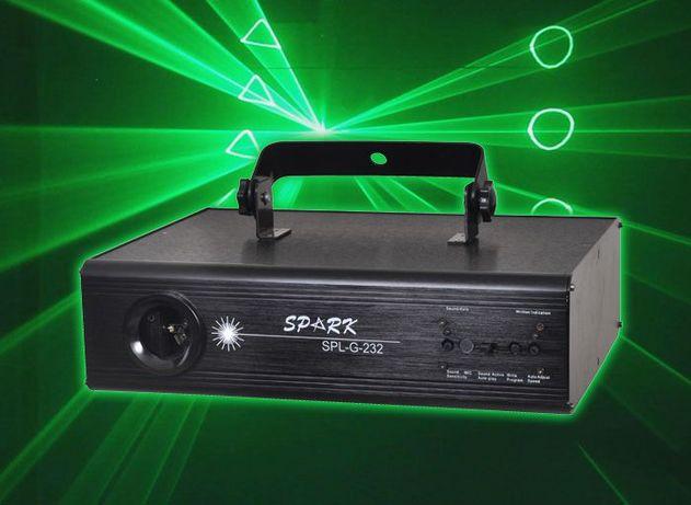 Анімаційний лазер. Spark spl-g-232