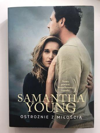 Samantha Young Ostrożnie z miłością
