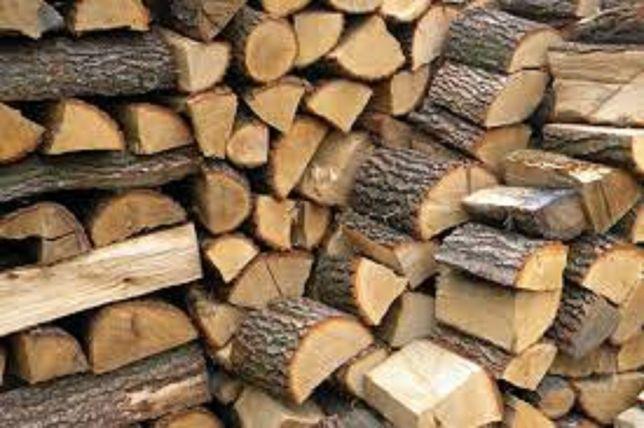 Drewno kominkowe-opałowe, sezonowane, grube polana, Transport