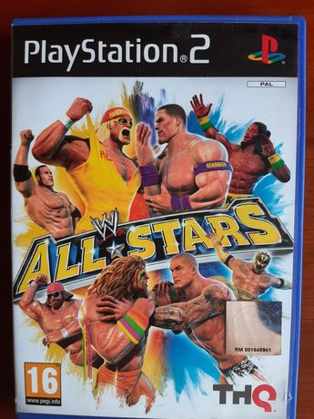 WWE All Stars playstation 2